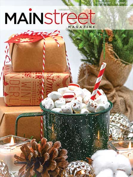 Cover of Current issue of Main Street Magazine